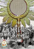 Rociana - Fiesta del Corpus 2014