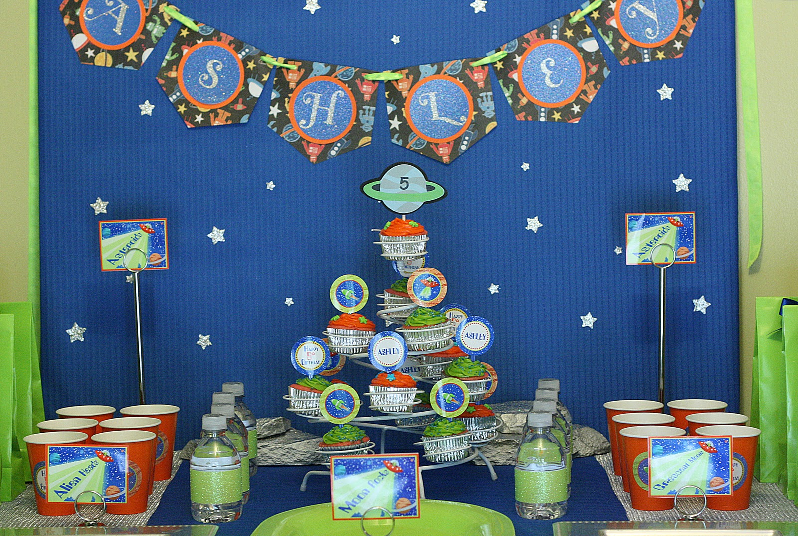 Solar system party ideas page 2 pics about space - Solar system decorations ...