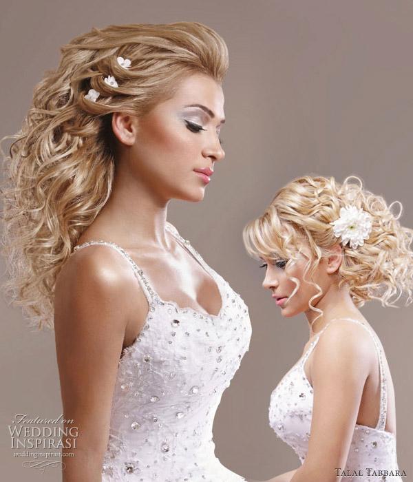 Labels bride hair hair style romantic