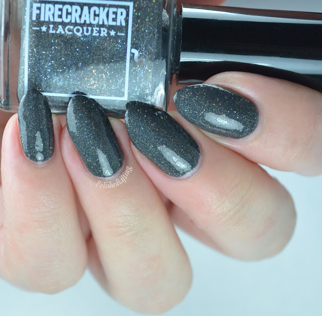 Firecracker Lacquer Don't Be So Dire, Wolf