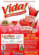 Vida! Cardio-Ceutical Drink