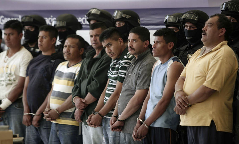 Reporting on the Mexican Cartel Drug War