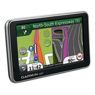 GPS Navigation Garmin Nuvi 2465 LM - 4.3 - Silver Hitam