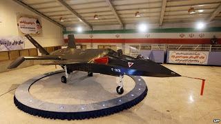 Iran Perkenalkan Pesawat Tempur Terbaru Buatan Sendiri