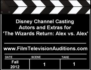 Disney Casting The Wizards Return: Alex vs. Alex