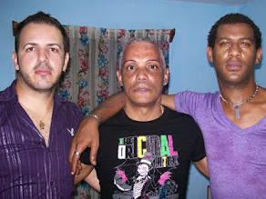 Tommy, Tio Carey (Jose) y Yandri