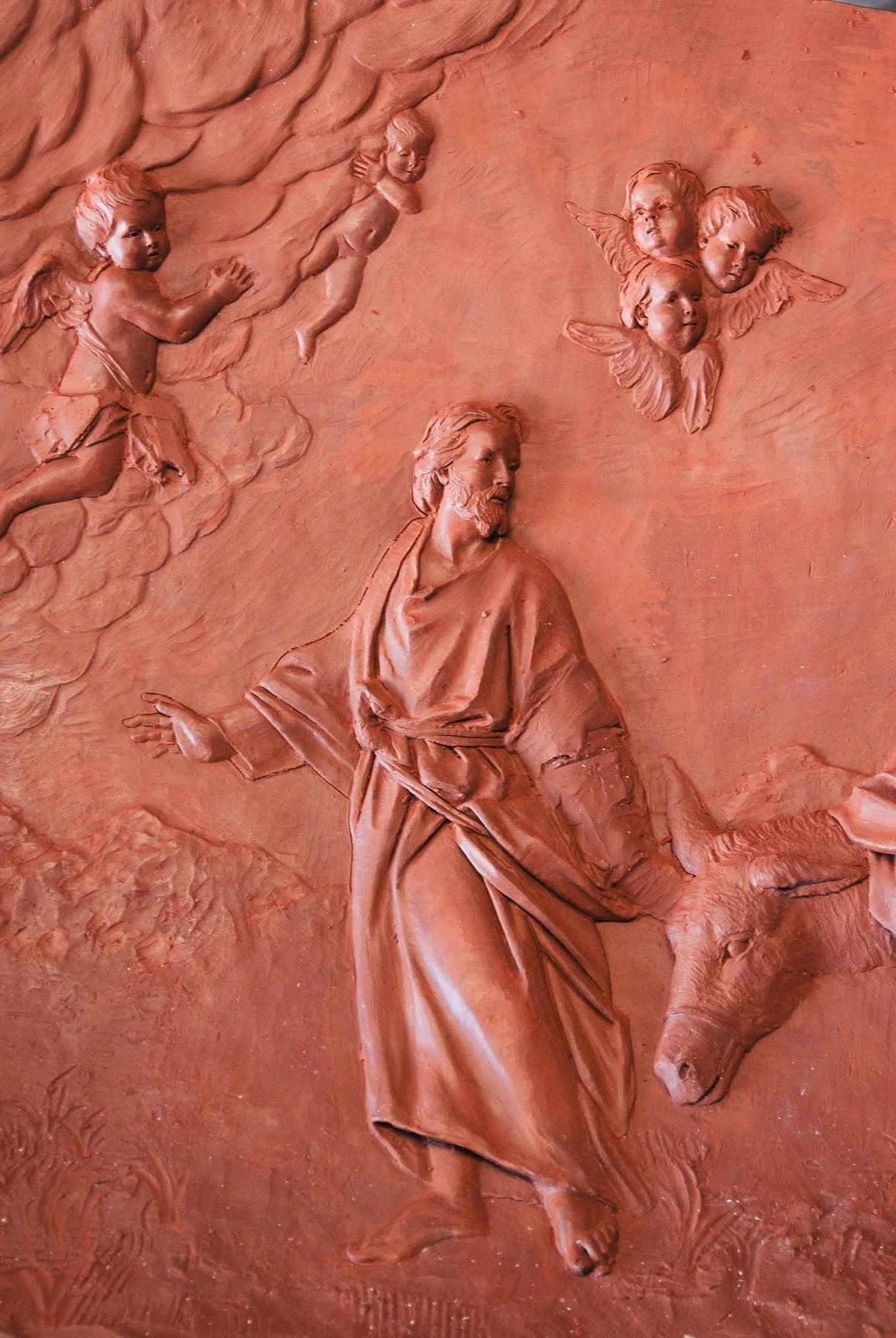 Trono Soledad Semana Santa Cartagena Murcia Arturo Serra escultura 27