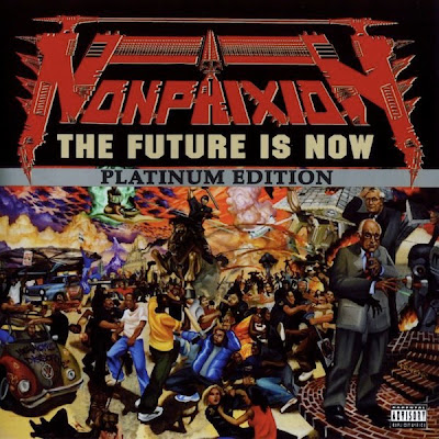 Non Phixion – The Future Is Now (Platinum Edition 2xCD) (2002-2004) (FLAC + 320 kbps)