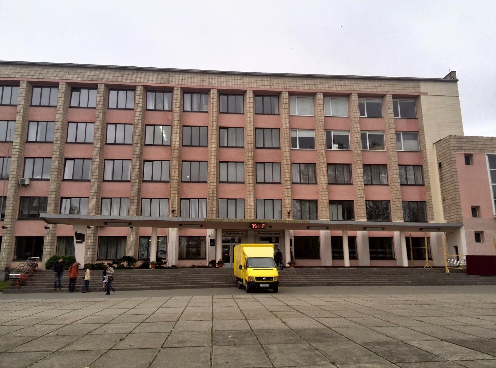 El proyecto de la fachada del cuerpo principal de brgtu en for Diseno de interiores guadalajara