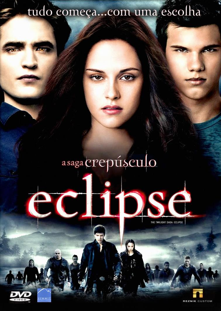 A Saga Crepúsculo Eclipse Dublado