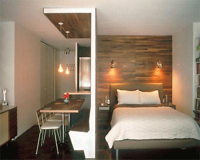 Decorating A Studio Apartment Exterior Design Extraordinary Studio Apartment Bedroom Exterior