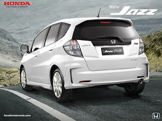 Spesifikasi New Honda Jazz