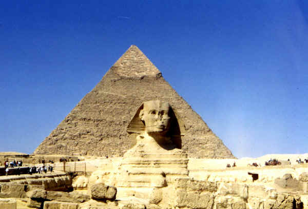 Ancient Egypt Pyramids