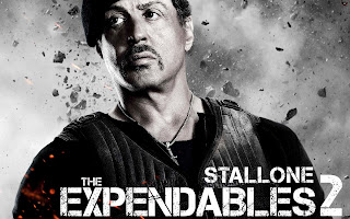 Slyvester Stallone The Expendables 2 Movie 2012 HD Wallpaper