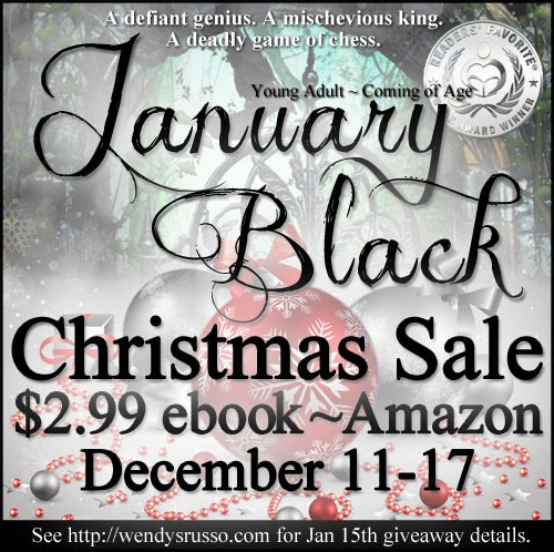 January Black $2.99 Sale