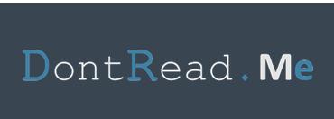 DontRead.ME - il Blog stravagante e personale
