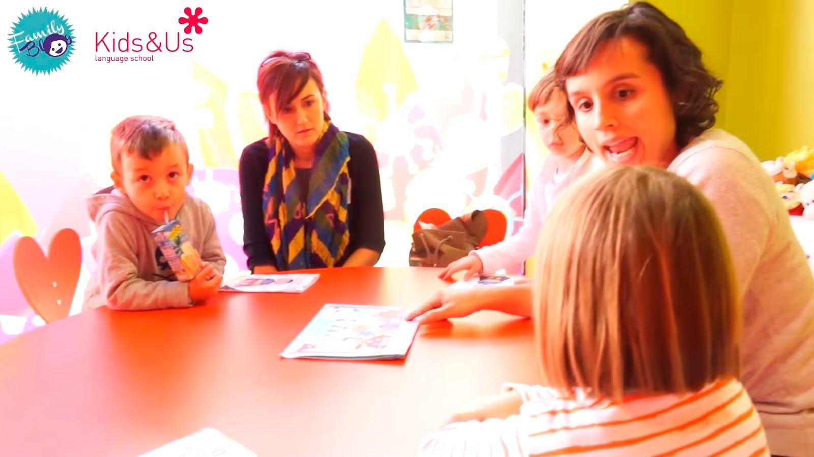 Colaboración Kids&Us