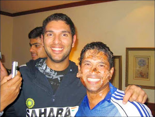 Yuvraj-sachin-party-birthday