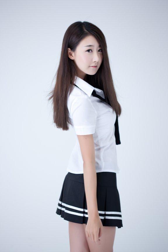 Seragam sekolah jepang 5-park-hyun-sun