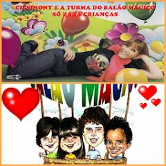 CD SIMONY E A TURMA DO BALÃO MÁGICO SÓ PARA CRIANÇAS PRA BAIXAR