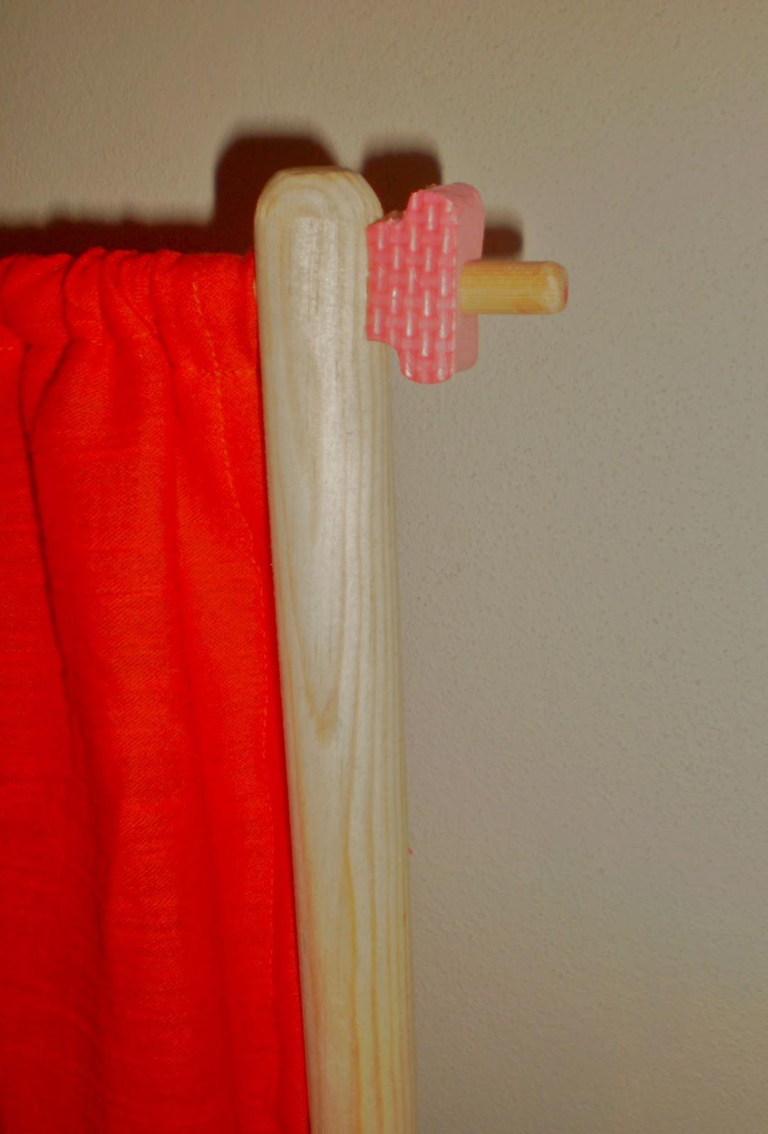 Trapeando hilos y trapos teatrillo 3 - Remate de cortinas ...