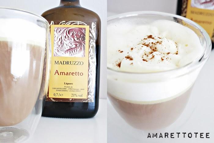 Amarettotee