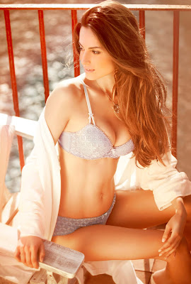 ariadne artiles, yamamay fall 2012, yamamay fall collection, lingerie model, spanish model