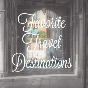 Destinations we love