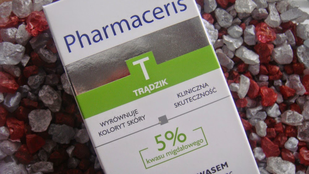 Pharmaceris T, krem peelingujący 5% kwasu migdałowego (I stopień złuszczania)