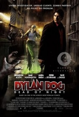 Ver Dylan Dogg: Los muertos de la noche (2011) Online