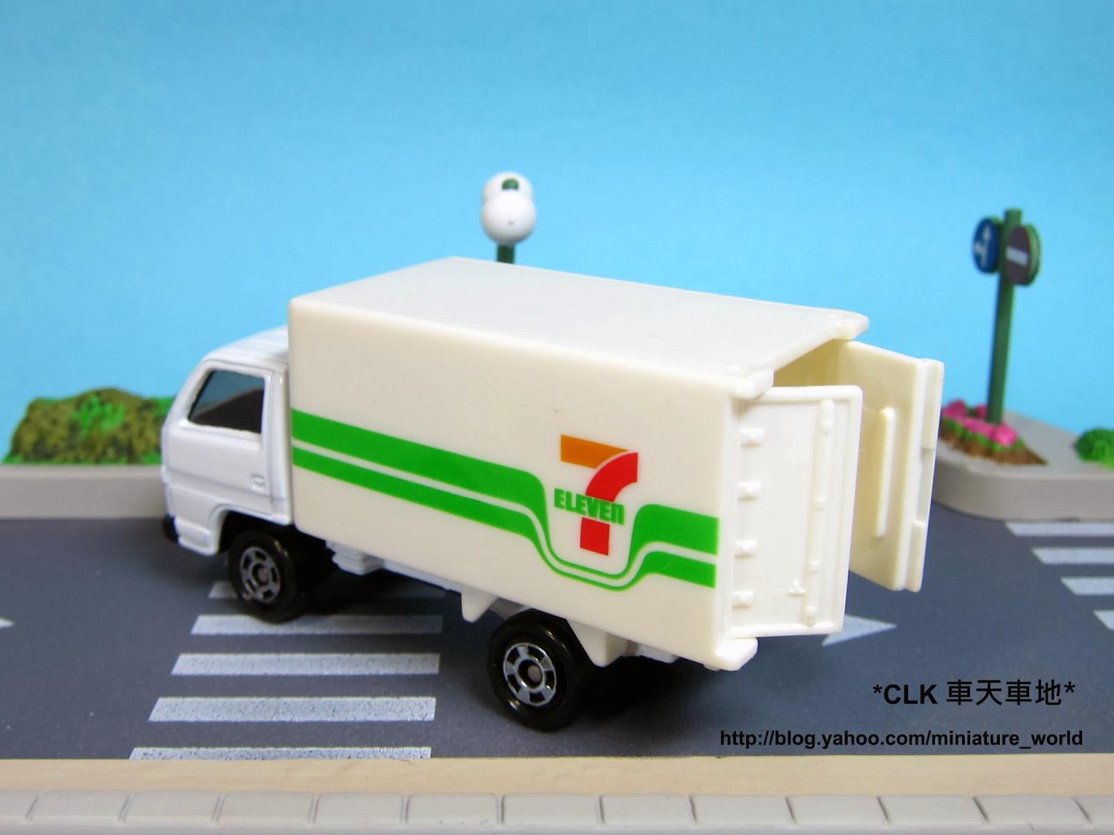 Clk S Model Car Collection Clk の車天車地 Tomica 7 Eleven