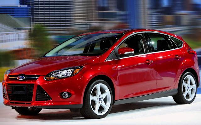 Ford Focus 2013 - hatch
