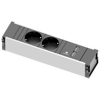 enchufe cocina cargador USB