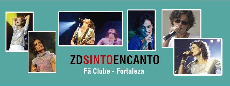 Sinto Encanto - Fã Clube Zélia Duncan Fortaleza/Ce