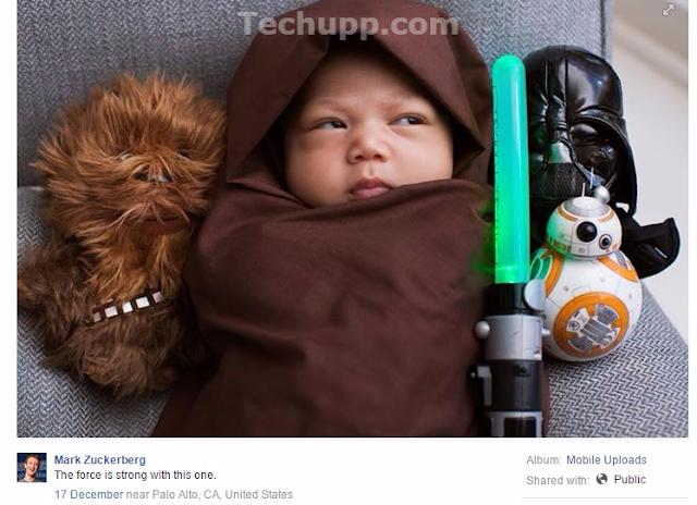 Max, Mark Zuckerberg's daughter