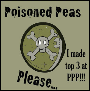 I made top 3 at poisonned peas please for walking dead challenge