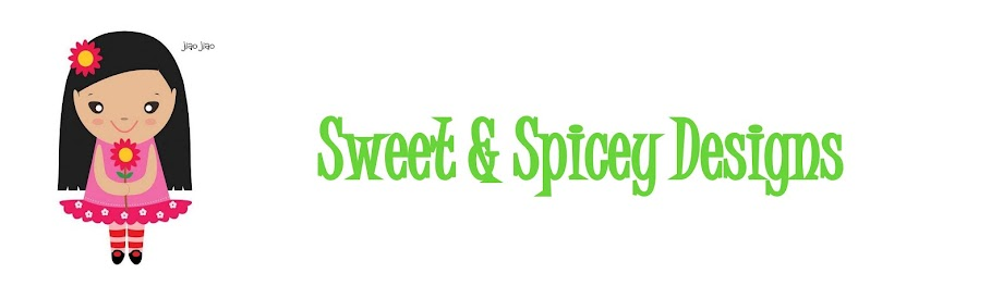 Sweet and Spicey Designs