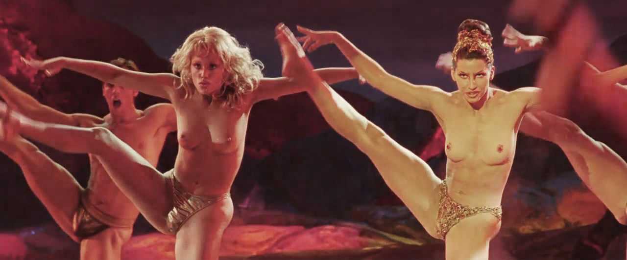 Gershon Gina Elizabeth Berkley Showgirls