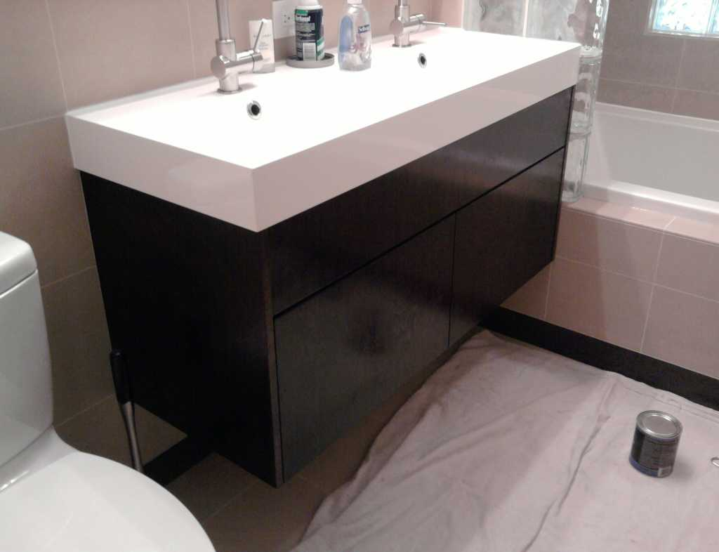 Bathroom sink cabinets ikea - Bathroom Sink Cabinets The Centerpiece To Your Bathroom