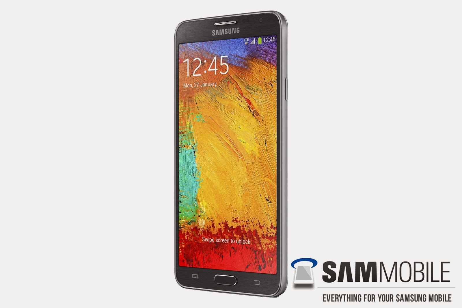 Samsung Galaxy Note 3 Neo press images leaked