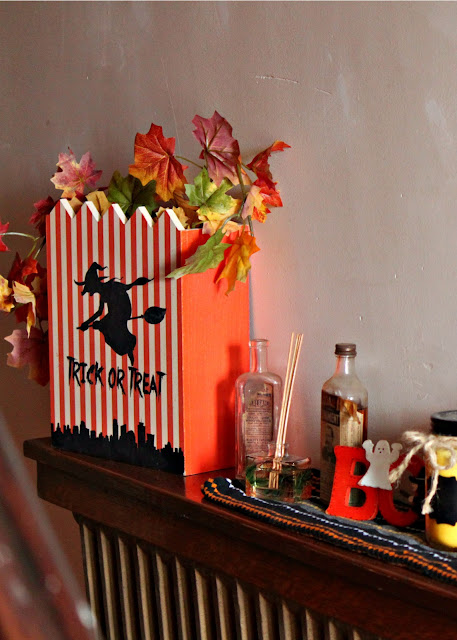 The Papered House_Halloween Decor