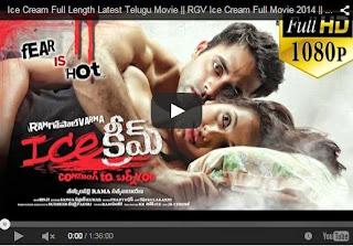 Ice Cream Full Length Latest Telugu Movie | RGV Ice Cream Full Movie 2014 | 1080p