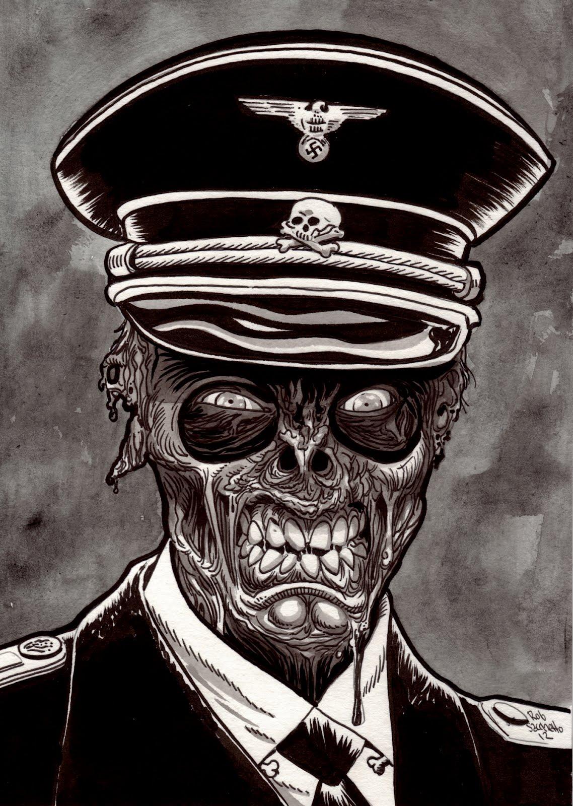 Zombie nago fucking films