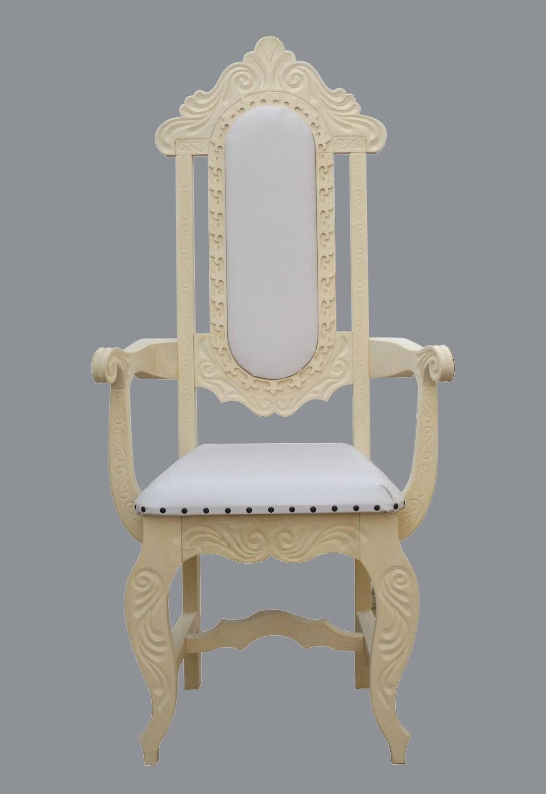 02: cadeira imperial entalhada madeira marfim estofado branco perolado #2C292B 1101x1600