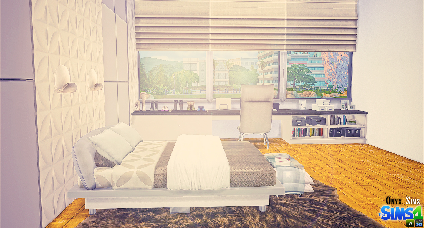 TS4   San Diego Bedroom