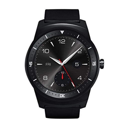 LG Electronics G Watch R - Oled Smart Watch for Android Smartphones - image