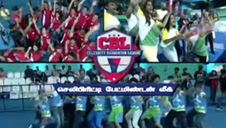 [Full Show] Celebrity Badminton League 18-12-2016 Sun TV