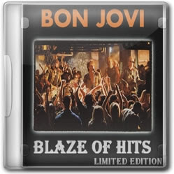 Bon Jovi   Blaze Of Hits Limited Edition
