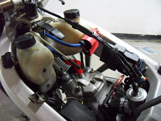 Aprilia RAVE 2 Powervalve on a Cagiva Mito 125