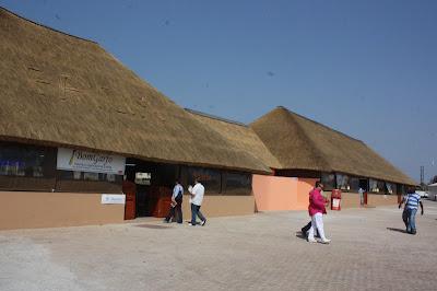 Restaurantes de luxo na FACIM 2012